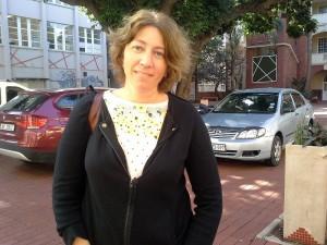 Delphine Jacobs, 35, Lecturer, Durban