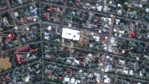 Melville map via Google maps