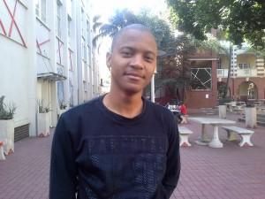 Sphiwe Mnqithi, 28, Photographer, Durban