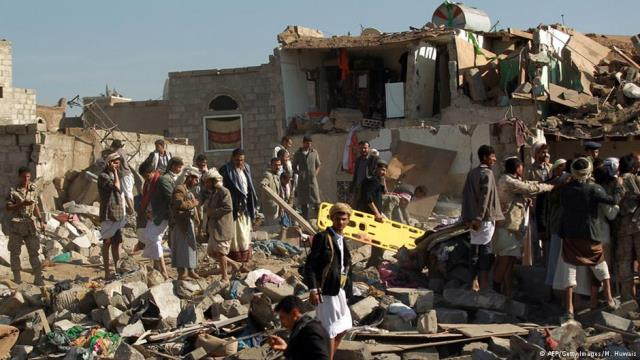 Yemen 2 [AFP Getty images]