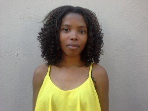 Celiwe mdletshe, 23, legal studies student, inanda