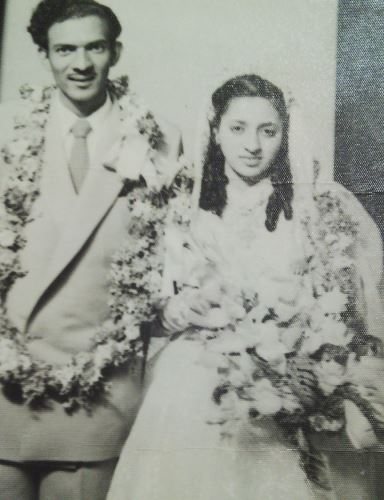 Kamroonnissa Wedding Day