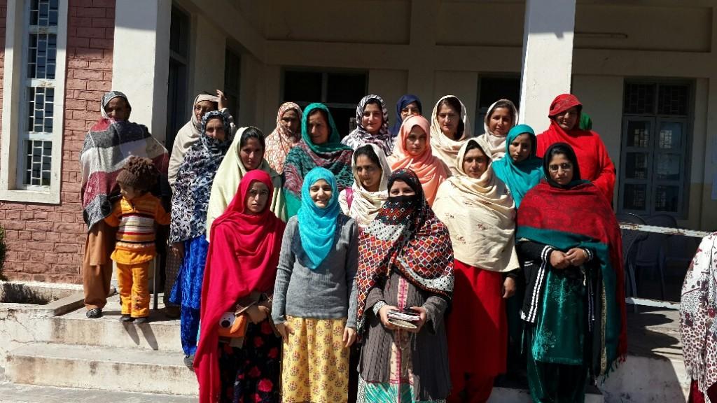 Kashmiri women 1