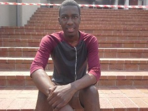 njabulo mthalane, 19, business administration