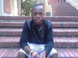 thabiso zulu, 19, 1st year biochemistry