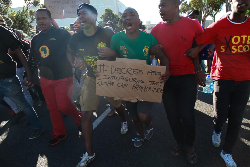 CPUT Protest-2