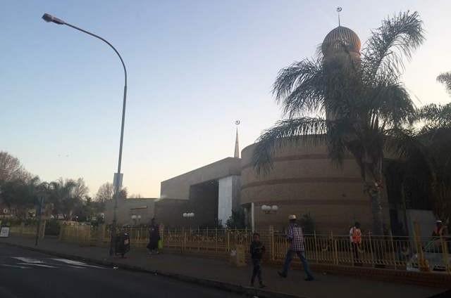 Mayfair mosque KP