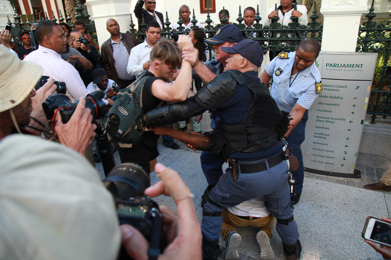 UCT-Protest-Parliament-19