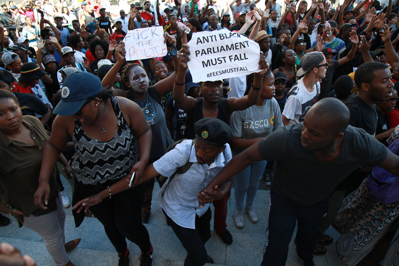 UCT-Protest-Parliament-2