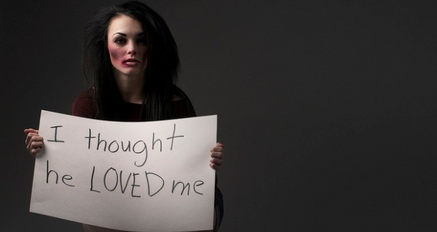 domestic violence flickr - dualdflipflop