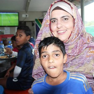 Fatima Asmal