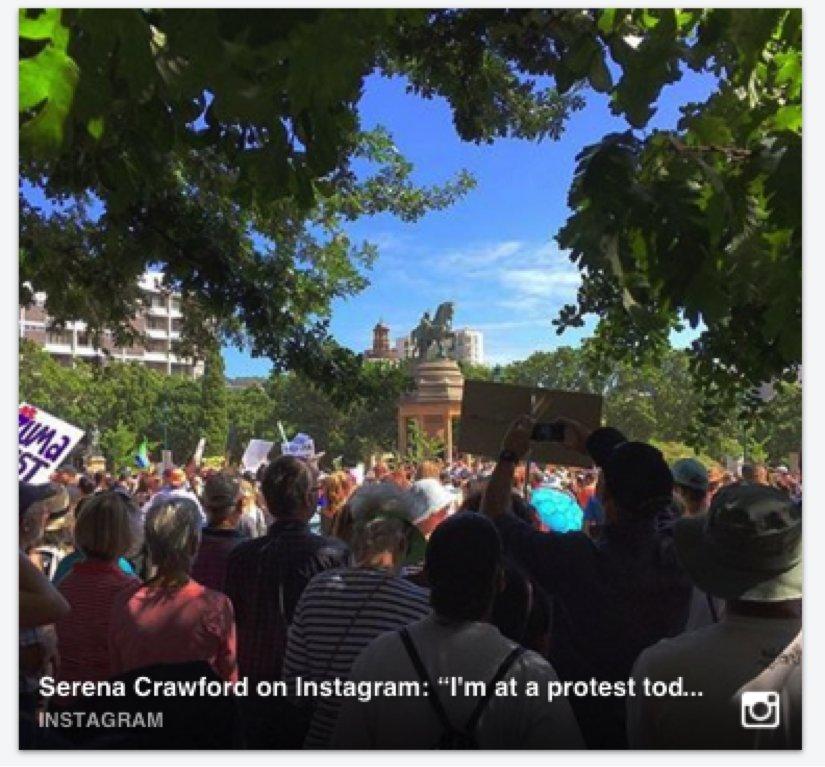serenaprotest