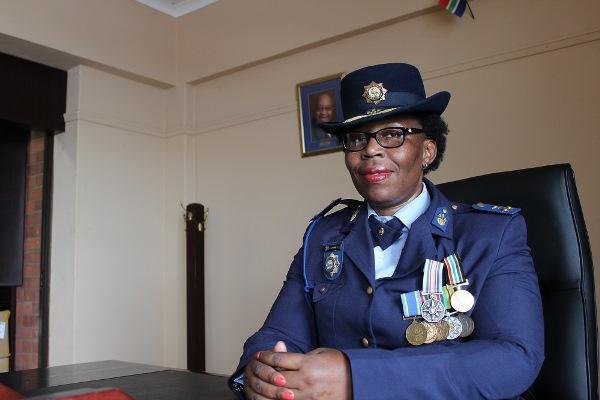 Brigadier Bongi Sithole 2