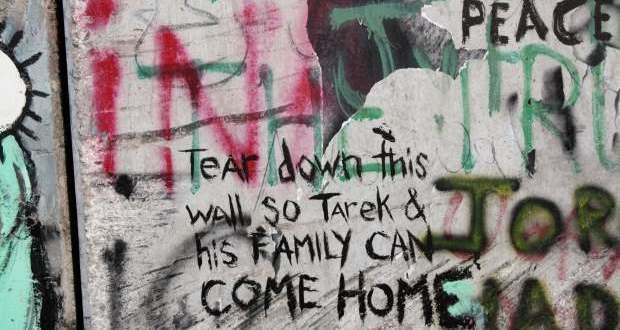 IAW pics graffiti tear down this wall