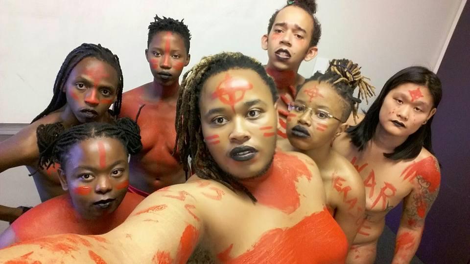 Sandile Ndelu (Trans collective)