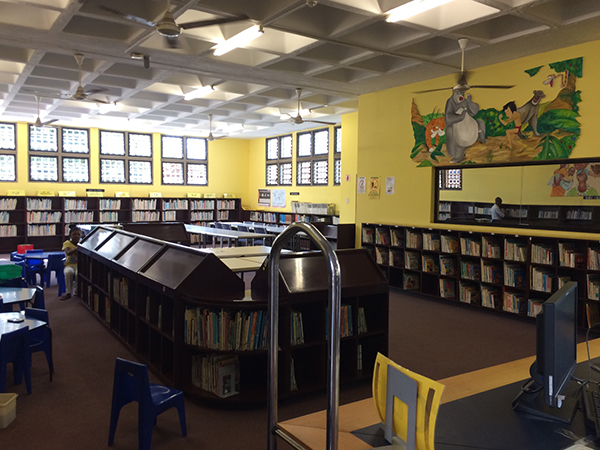 Umkhumbane Library