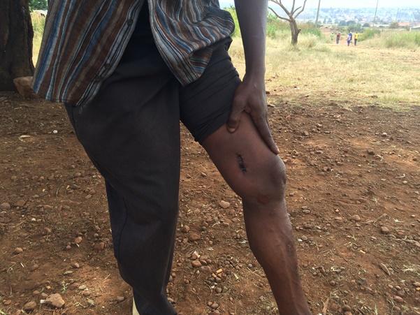 Thabo Skorobele