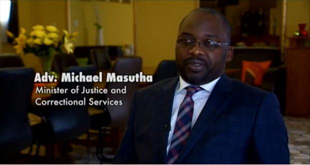 Minister Masutha