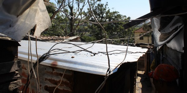Safety issues in Durban shacks