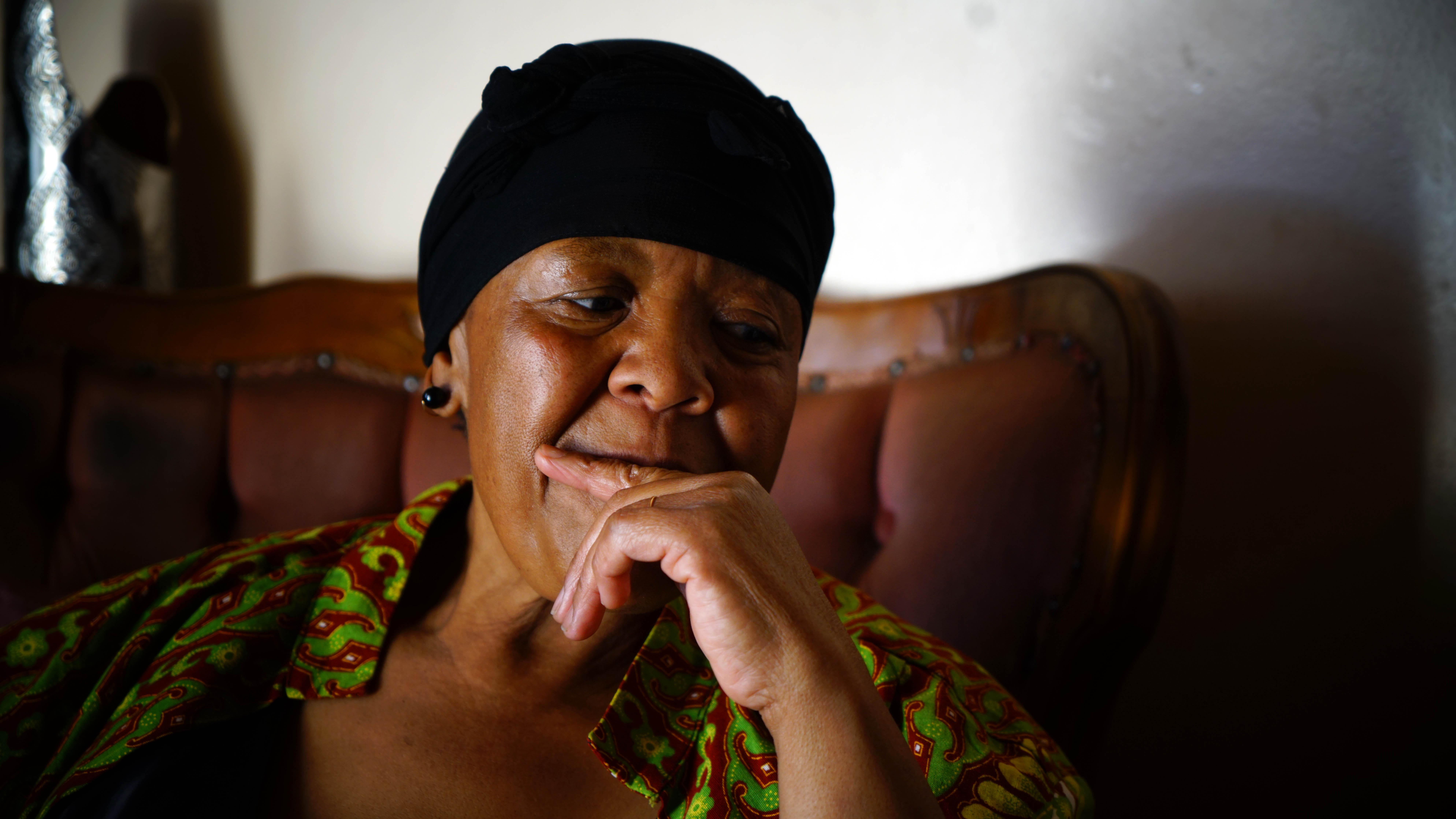 Thokozile Dlamini Mbuyisa Makhubu