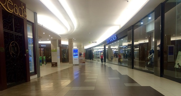 Joburg shopping mall