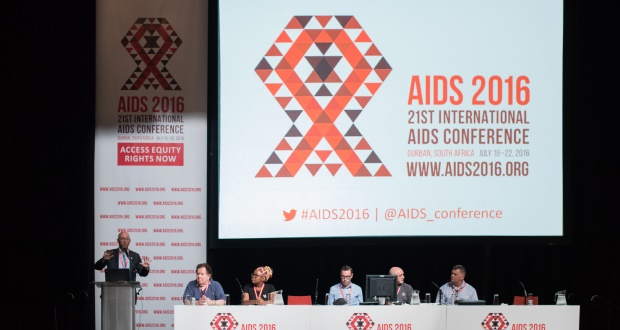 AIDS2016 panel discussion