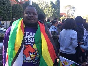 Elias Mashayamom