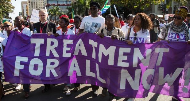 TAC March AIDS2016
