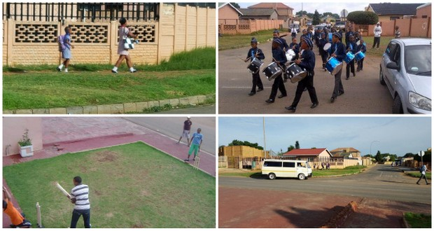 Eldorado Park collage