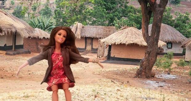 White Saviour Barbie Instagram
