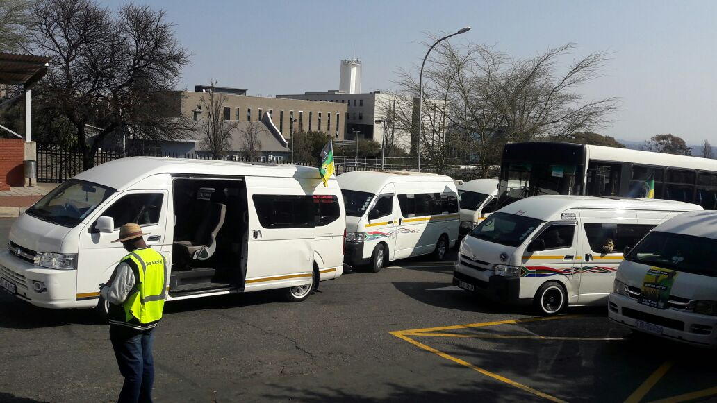 ANC minibuses