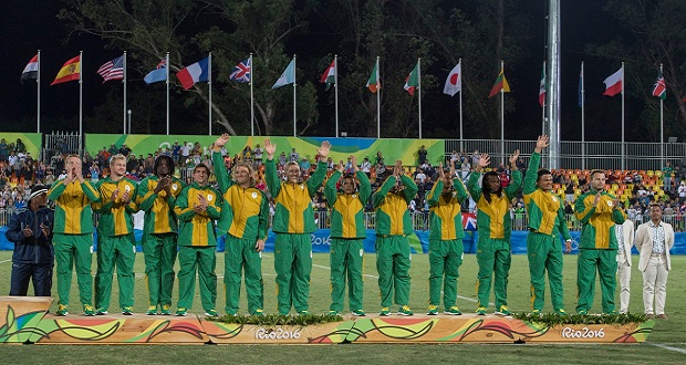 South African swag at the Olympics is at critical but ...