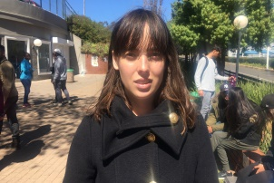 Vera-Jean Fourie, 20, Engineering at Wits
