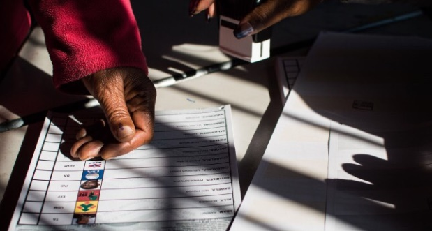 local election 2016 voting iec ballot paper