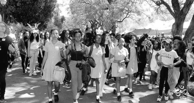 pretoria girls march [slider]