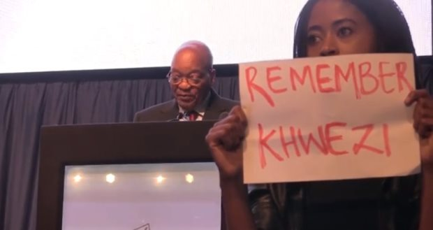 remember khwezi protest