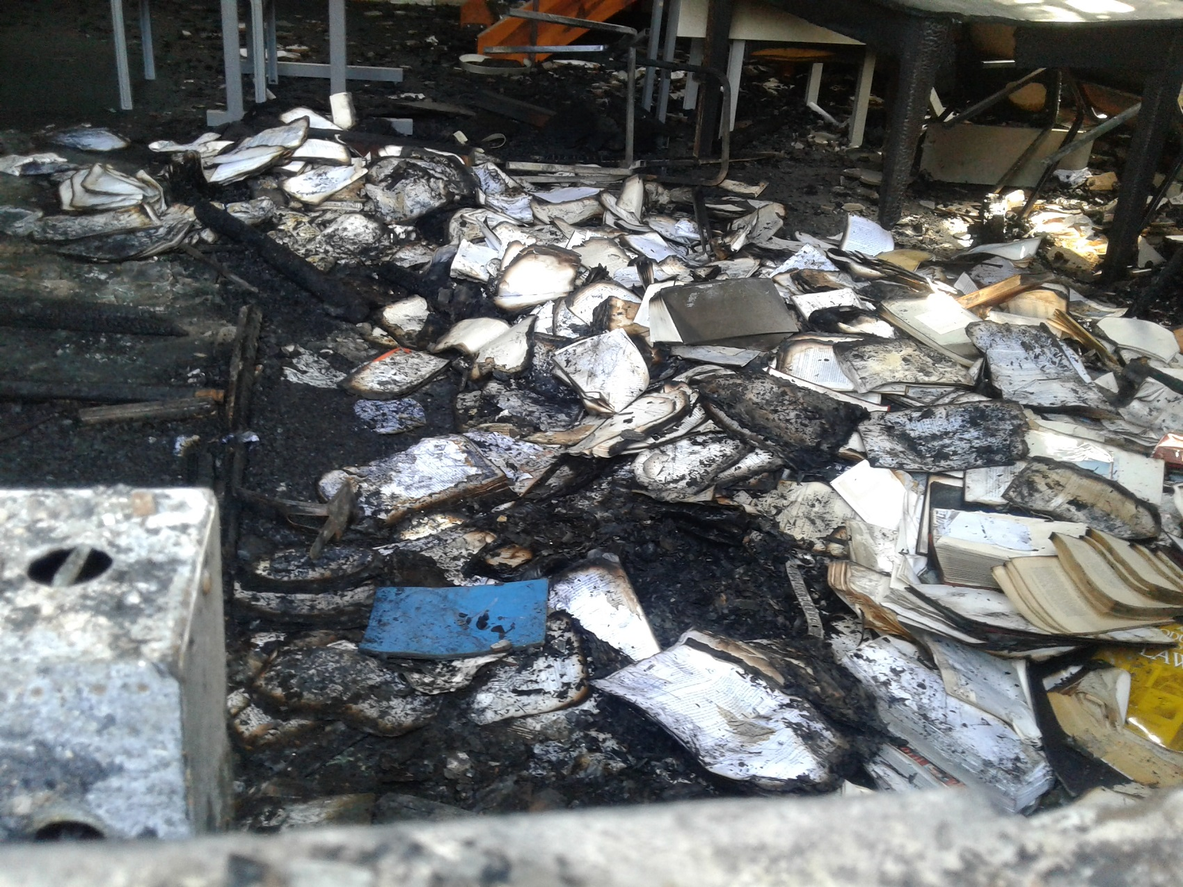 ukzn fire library books