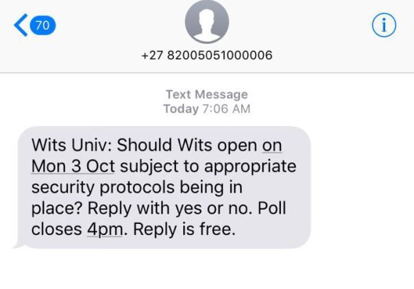 wits-poll