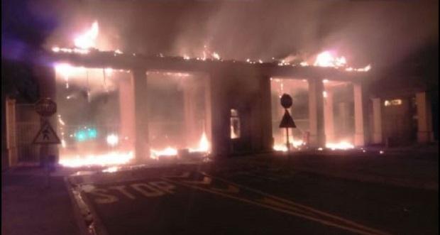 cput fire 11 october 2016