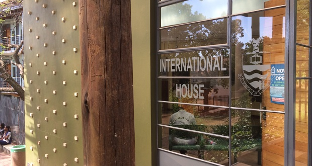 International house Wits