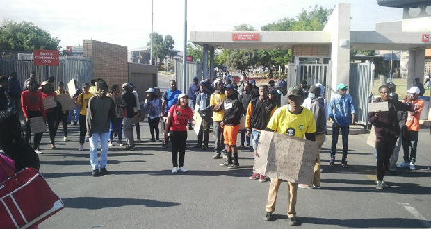 17 Students arrested at UJ Soweto Campus