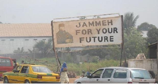 The Gambia Yahya Jammeh president