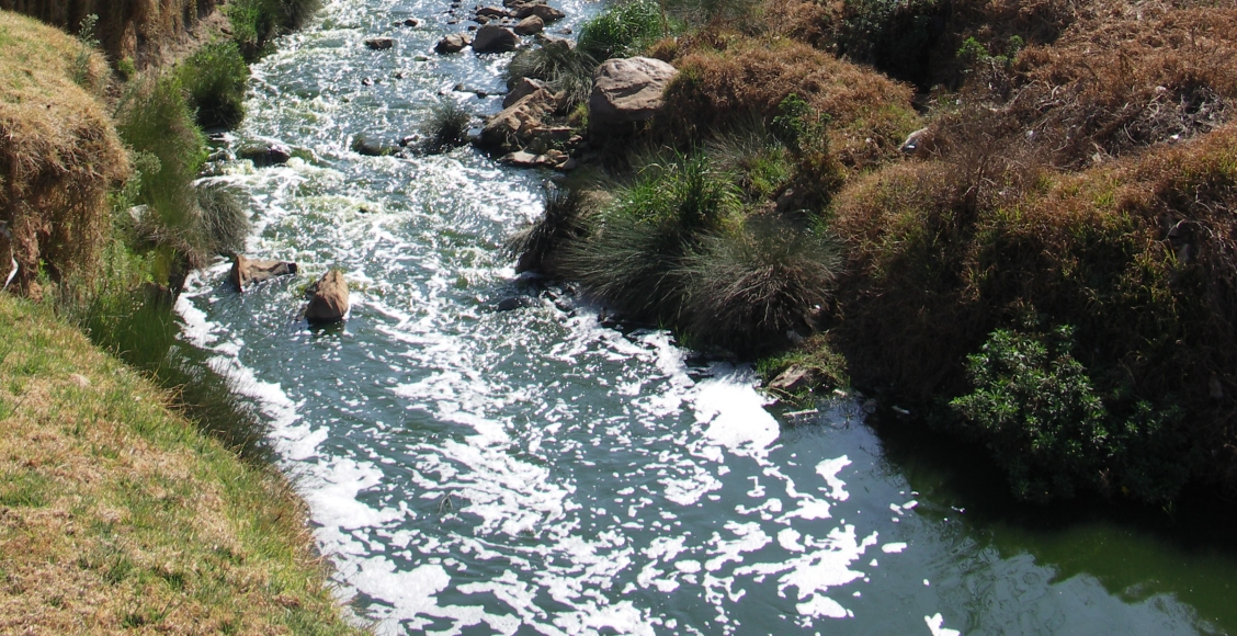 50 000 Litres Of Sewage Flow Into Sa S Rivers Every Second