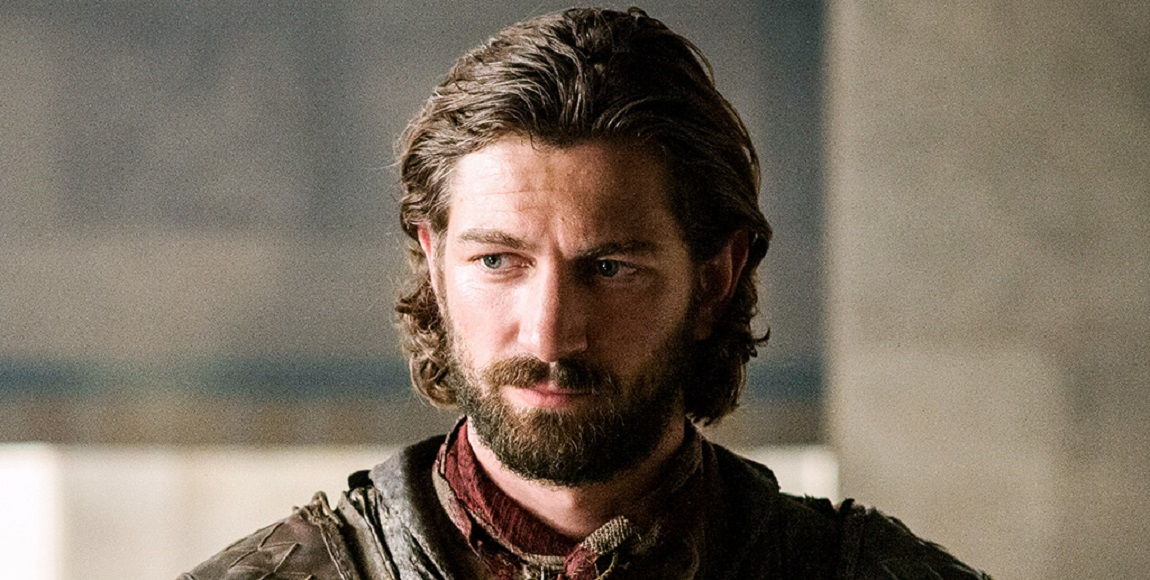 Daario Naharis from Game of Thrones is in South Africa ... Daario Naharis Arakh