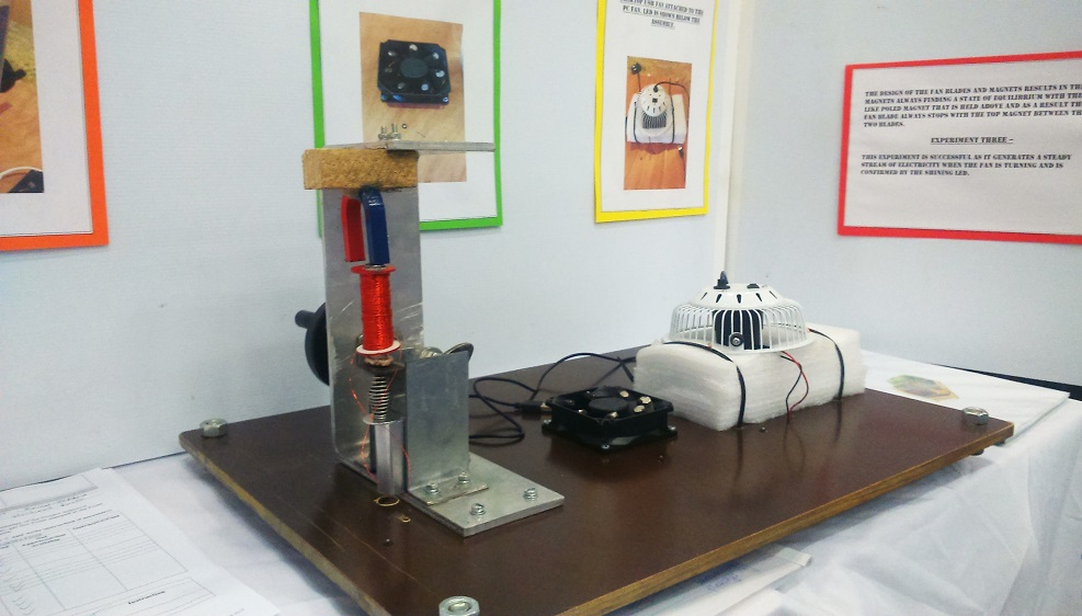 electricity device Eskom Expo for Young Scientists - The Daily Vox