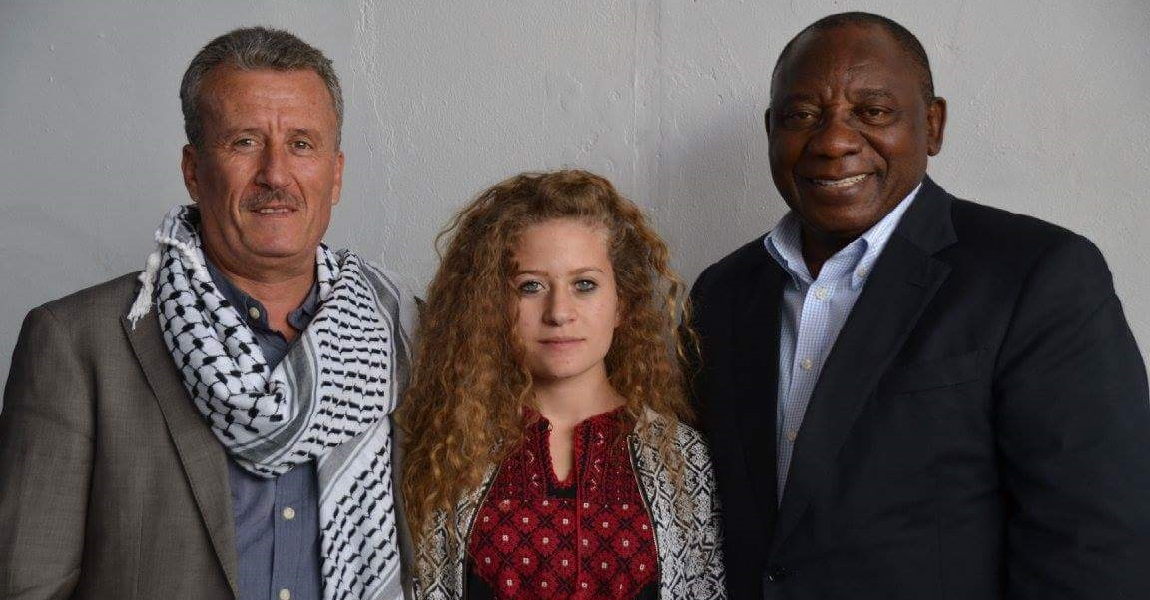 Who is Ahed Tamimi and why should South Africans care? - The