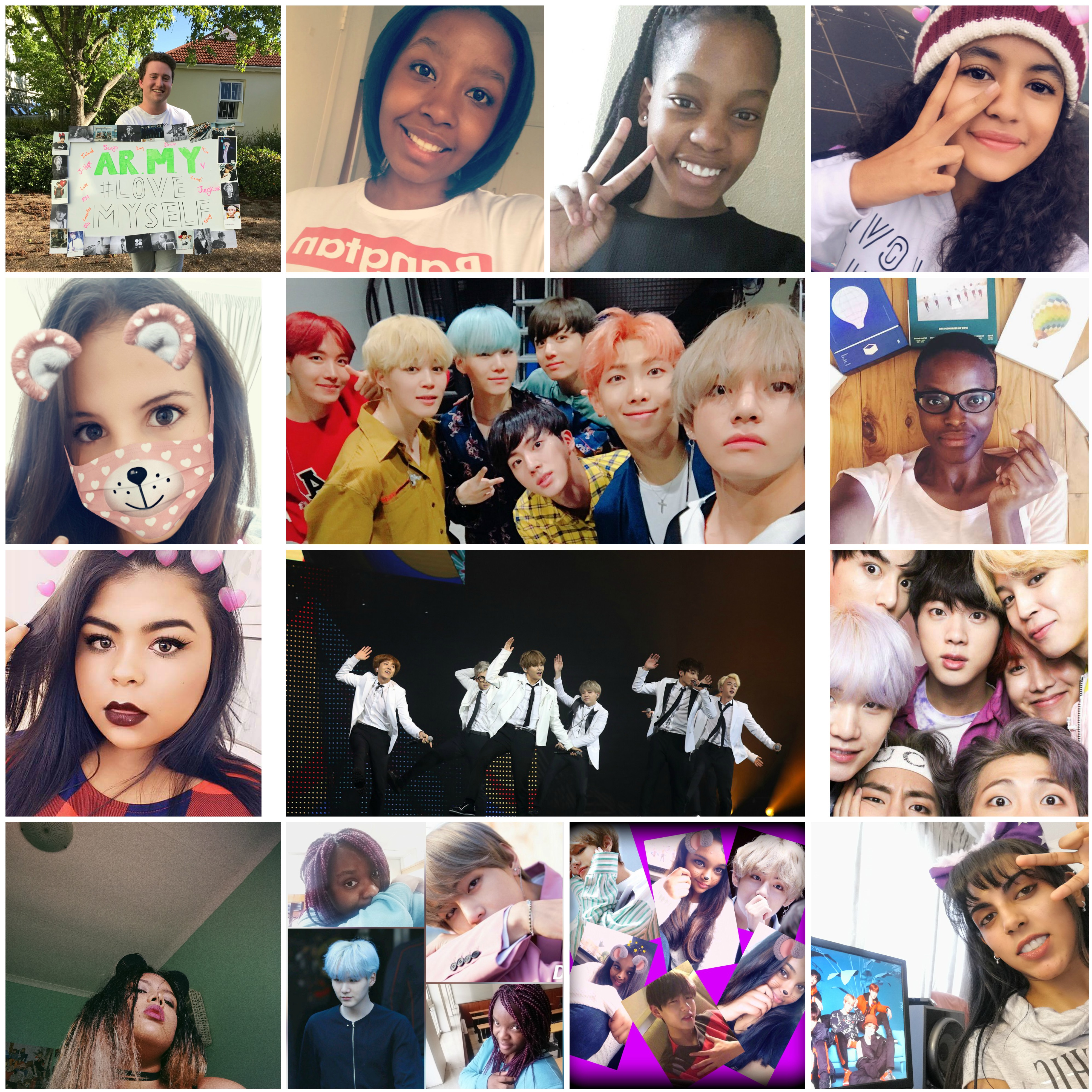 Here's Why BTS Has Such A Strong ARMY In South Africa - The