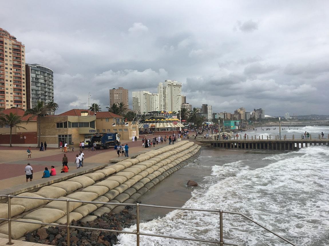 Long Beach Water Environment