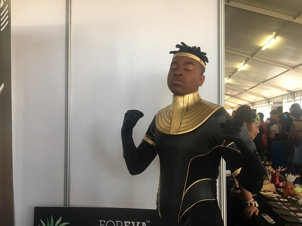 comic con cosplay