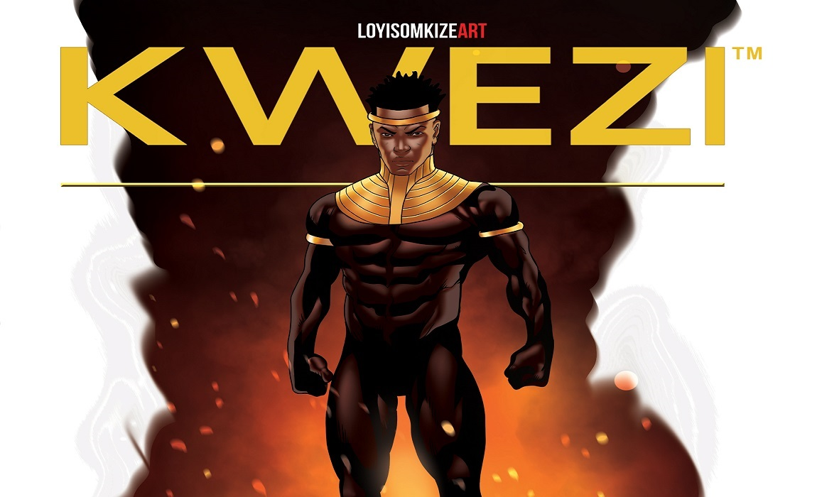 Kwezi-Issue-10-Comic-Con-Africa-Edition